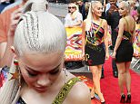 X Factor photocall at Wembley - Arrivals Featuring: Rita Ora Where: London, United Kingdom When: 16 Jul 2015 Credit: Lia Toby/WENN.com