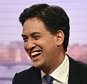 """For use in UK, Ireland or Benelux countries only  EDITORIAL USE ONLY Handout photo issued by the BBC of Labour Party leader Ed Miliband appearing on BBC One's The Andrew Marr Show. PRESS ASSOCIATION Photo. Picture date: Sunday April 26, 2015. Ed Miliband said he could be """"a prime minister who unites the whole of our country"""" as he hit back at """"desperate"""" Tory claims a Labour government would be forced to rely on Scottish nationalist votes. See PA story ELECTION Main. Photo credit should read: Jeff Overs/BBC/PA Wire NOTE TO EDITORS: Not for use more than 21 days after issue. You may use this picture without charge only for the purpose of publicising or reporting on current BBC programming, personnel or other BBC output or activity within 21 days of issue. Any use after that time MUST be cleared through BBC Picture Publicity. Please credit the image to the BBC and any named photographer or independent programme maker, as described in the caption."""