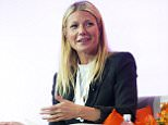"""Gwyneth Paltrow Gives Keynote Speech at """"BlogHer15"""" Conference in NY Hilton Hotel, NY  Pictured: Gwyneth Paltrow Ref: SPL1080779  170715   Picture by: Janet Mayer / Splash News  Splash News and Pictures Los Angeles: 310-821-2666 New York: 212-619-2666 London: 870-934-2666 photodesk@splashnews.com"""