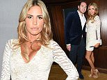 Picture Shows: Kieran Hayler, Katie Price  July 16, 2015    Celebrity guests arrive at a dinner hosted by philanthropist Philip Christopher Baldwin held at Groucho Club in London, UK.    Non-Exclusive  WORLDWIDE RIGHTS    Pictures by : FameFlynet UK © 2015  Tel : +44 (0)20 3551 5049  Email : info@fameflynet.uk.com