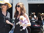 "Picture Shows: Lisa Vanderpump, Lisa Rinna  July 16, 2015\n \n Reality stars Lisa Rinna and Lisa Vanderpump go shopping together while they film a scene for their show ""The Real Housewives of Beverly Hills"" in Los Angeles, California.\n \n Exclusive All Rounder\n UK RIGHTS ONLY\n \n Pictures by : FameFlynet UK ? 2015\n Tel : +44 (0)20 3551 5049\n Email : info@fameflynet.uk.com"