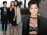 WEST HOLLYWOOD, CA - JULY 16:  Actress Erin Foster, TV personality Kris Jenner, actress Sara Foster and TV personality Kendall Jenner attend the Amazon Prime Summer Soiree hosted By Erin and Sara Foster held at Sunset Towers on July 16, 2015 in West Hollywood, California.  (Photo by Tommaso Boddi/Getty Images for Amazon)