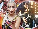 Mandatory Credit: Photo by Beretta/Sims/REX Shutterstock (4904631cd)  Rita Ora  'The X Factor' TV Show Auditions, London, Britain - 16 Jul 2015