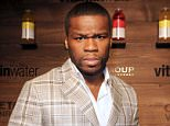 PARK CITY, UT - JANUARY 17:  Rapper 50 Cent attends the 50 Cent dinner held at the vitaminwater house during the 2009 Sundance Film Festival on January 17, 2009 in Park City Utah.  (Photo by Gustavo Caballero/Getty Images) *** Local Caption *** 50 Cent