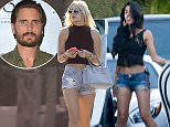 More unidentified females and males seen going into Scott Disick's new bachelor pad in Beverly Hills, CA\n\nRef: SPL1080938  160715  \nPicture by: Splash News\n\nSplash News and Pictures\nLos Angeles: 310-821-2666\nNew York: 212-619-2666\nLondon: 870-934-2666\nphotodesk@splashnews.com\n