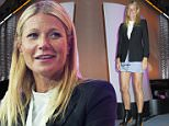 """Gwyneth Paltrow Gives Keynote Speech at """"BlogHer15"""" Conference in NY\nHilton Hotel, NY\n\nPictured: Gwyneth Paltrow\nRef: SPL1080779  170715  \nPicture by: Janet Mayer / Splash News\n\nSplash News and Pictures\nLos Angeles: 310-821-2666\nNew York: 212-619-2666\nLondon: 870-934-2666\nphotodesk@splashnews.com\n"""