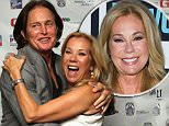 NEW YORK, NY - SEPTEMBER 11:  Bruce Jenner (L) and Kathie Lee Gifford attend the Annual Charity Day Hosted By Cantor Fitzgerald And BGC at the Cantor Fitzgerald Office on September 11, 2013 in New York, United States.  (Photo by Mike McGregor/Getty Images for Cantor Fitzgerald)