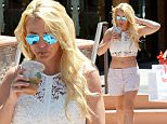 Pictured: Britney Spears\nMandatory Credit ? Milton Ventura/Broadimage\n***EXCLUSIVE***\nBritney Spears showing off some skin with her toned abs and legs while out for a shopping spree at Sogo Store in Westlake Village\n\n1/8/12, Westlake Village, California, United States of America\n\nBroadimage Newswire\nLos Angeles 1+  (310) 301-1027\nNew York      1+  (646) 827-9134\nsales@broadimage.com\nhttp://www.broadimage.com\n