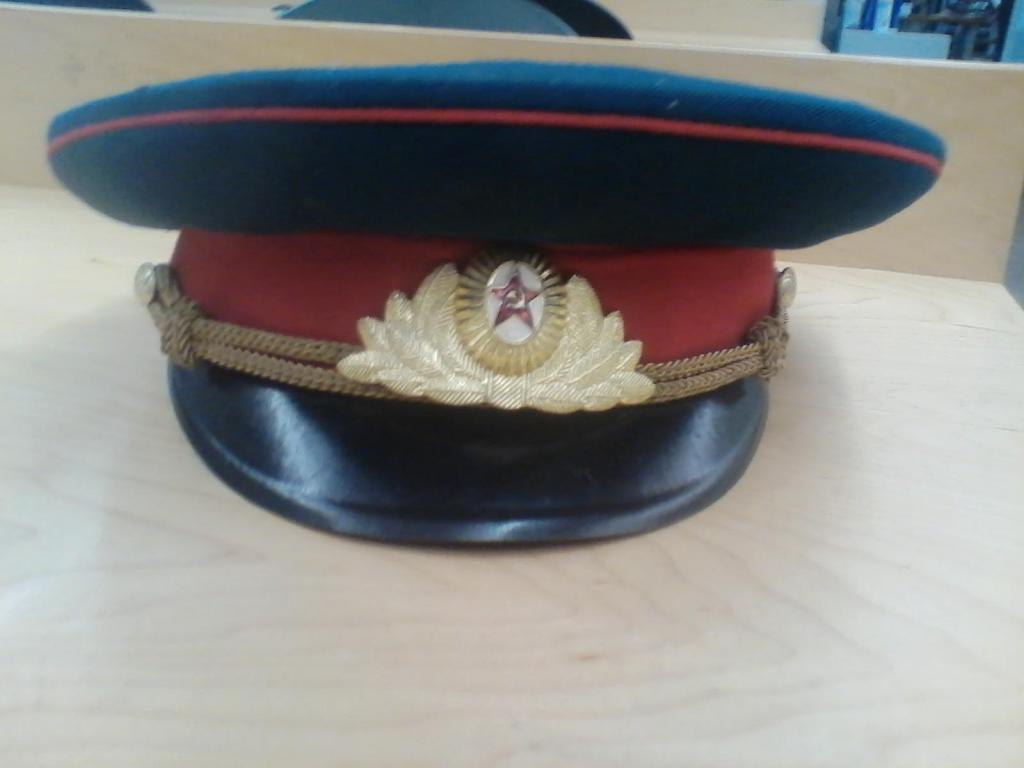 Soviet MVD Hat photo SovietMVDhat.jpg