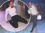 MArk WRight wedding Twitter pix