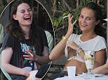 16 lug 2015 - ISCHIA  - ITALY   *** NOT AVAILABLE FOR ITALY ***  COCO SUMMER AND ALICIA VIKANDER IN ISCHIA IN BAR DURING ISCHIA GLOBAL FESTIVAL    BYLINE MUST READ : XPOSUREPHOTOS.COM  ***UK CLIENTS - PICTURES CONTAINING CHILDREN PLEASE PIXELATE FACE PRIOR TO PUBLICATION ***  **UK CLIENTS MUST CALL PRIOR TO TV OR ONLINE USAGE PLEASE TELEPHONE 44 208 344 2007**