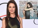 katie holmes rolling stone