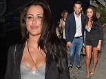 Mandatory Credit: Photo by Palace Lee/REX Shutterstock (4904788ae)  Ricky Rayment and Marnie Simpson   In the Style's Summer Party, The Drury Club, London, Britain - 16 Jul 2015