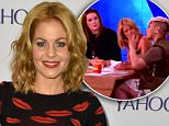 Mandatory Credit: Photo by Rob Latour/REX Shutterstock (4774888z).. Candace Cameron Bure.. Paley Center presents an evening with 'Dancing with the Stars', New York, America - 14 May 2015.. ..