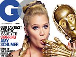 Amy Schumer stars on the cover of GQ?s comedy issue, and proves us what we already suspected, that she is the funniest woman in the galaxy.