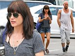 Studio Cithy, CA - 43-year-old actress Selma Blair enjoys lunch with a friend at Joan's on Third in Studio City. Selma is currently filming her role as Kris Jenner in FX series American Crime Story: The People v OJ Simpson - which is based on former sportsman O.J. Simpson's trial for the double murder of ex-wife Nicole Brown Simpson and her friend, Ron Goldman.\n \n AKM-GSI July 18, 2015\n \n To License These Photos, Please Contact :\n \n Steve Ginsburg\n (310) 505-8447\n (323) 423-9397\n steve@akmgsi.com\n sales@akmgsi.com\n \n or\n \n Maria Buda\n (917) 242-1505\n mbuda@akmgsi.com\n ginsburgspalyinc@gmail.com