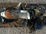 chemical mortar shell UK organisations Conflict Armament Research and Sahan Research have released this photo of A 120-millimeter chemical mortar shell which struck a Kurdish military position near Mosul Dam on June 21 or 22, but did not explode. Investigators said it caused several Kurdish fighters near where it landed to become ill. Photo: Conflict Armament Research and Sahan Research
