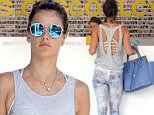 alessandra ambrosio soulcycle workout