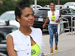 EXCLUSIVE: Christina Milian arrives to her new We Are Pop Culture store with her daughter Violet and films Season 2 of her show Christina Milian Turned up while she checks up on things inside.\n\nPictured: Christina Milian\nRef: SPL1077065  180715   EXCLUSIVE\nPicture by: Splash News\n\nSplash News and Pictures\nLos Angeles: 310-821-2666\nNew York: 212-619-2666\nLondon: 870-934-2666\nphotodesk@splashnews.com\n