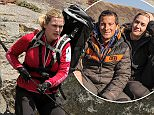 """RUNNING WILD WITH BEAR GRYLLS -- """"Kate Winslet"""" Episode 204 -- Pictured: Kate Winslet -- (Photo by: Mark Challender/NBC/NBCU Photo Bank via Getty Images)"""