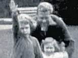 THE Queen and Queen Mum raise a Nazi salute in an astonishing home movie shot at Balmoral and seen today for the first time..