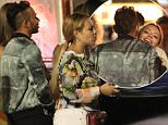 EXCLUSIVE: Lewis Hamilton hugs mystery female friend after a night out at 1Oak where he partied with Rihanna as well as Tyson Beckford.\n\nPictured: Lewis Hamilton\nRef: SPL1081166  170715   EXCLUSIVE\nPicture by: Blayze / Splash News\n\nSplash News and Pictures\nLos Angeles: 310-821-2666\nNew York: 212-619-2666\nLondon: 870-934-2666\nphotodesk@splashnews.com\n