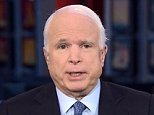 """Donald Trump, who said Saturday that Sen. John McCain is not a war hero, sparred with TODAY's Matt Lauer in an interview Monday, conceding that the lawmaker is a war hero ? but did not apologize. Speaking on MSNBC's """"Morning Joe,"""" Sen. McCain characterized Trump's remarks as """"totally inappropriate,"""" and said he believes Trump owes an apology to other military prisoners of war."""