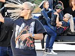 18 Jul 2015  - LONDON  - UK\n*** EXCLUSIVE ALL ROUND PICTURES ***\nX FACTOR JUDGE RITA ORA DANCES WITH HANDSOME COMPANION ON A LONDON STREET AS THE NEWS HITS ABOUT HER SPLIT FROM BOYFRIEND IN ORDER TO CONCENTRATE ON HER NEW X FACTOR ROLE. RITA WAS ALSO SEEN PLAYING WITH HER CUTE POOCH CHER\nBYLINE MUST READ : XPOSUREPHOTOS.COM\n***UK CLIENTS - PICTURES CONTAINING CHILDREN PLEASE PIXELATE FACE PRIOR TO PUBLICATION ***\n**UK CLIENTS MUST CALL PRIOR TO TV OR ONLINE USAGE PLEASE TELEPHONE  442083442007