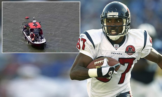 NFL's JaJuan Dawson missing after falling out of boat in Lavon Lake