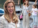 Jennifer Garner and Queen Latifah dodge traffic on set ofr Miracles from Heaven filming in Atlanta, Georgia.\n\nPictured: Jennifer Garner and Queen Latifah\nRef: SPL1083155  200715  \nPicture by: Splash News\n\nSplash News and Pictures\nLos Angeles: 310-821-2666\nNew York: 212-619-2666\nLondon: 870-934-2666\nphotodesk@splashnews.com\n