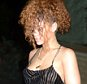 NON EXCLUSIVE PICTURE: MATRIXPICTURES.CO.UK PLEASE CREDIT ALL USES UK RIGHTS ONLY Barbadian singer Rihanna is pictured leaving the 10AK Southampton Club in The Hamptons, New York. The 27-year-old wears a sheer see-through dress, exposing her breasts. JULY 19th 2015 REF: SND 152258