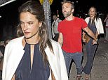 Alessandra Ambrosio and fiance Jamie Mazur were seen leaving 'The Nice Guy' bar in West Hollywood, CA\n\nPictured: Alessandra Ambrosio, Jamie Mazur\nRef: SPL1082646  190715  \nPicture by: SPW / Splash News\n\nSplash News and Pictures\nLos Angeles: 310-821-2666\nNew York: 212-619-2666\nLondon: 870-934-2666\nphotodesk@splashnews.com\n