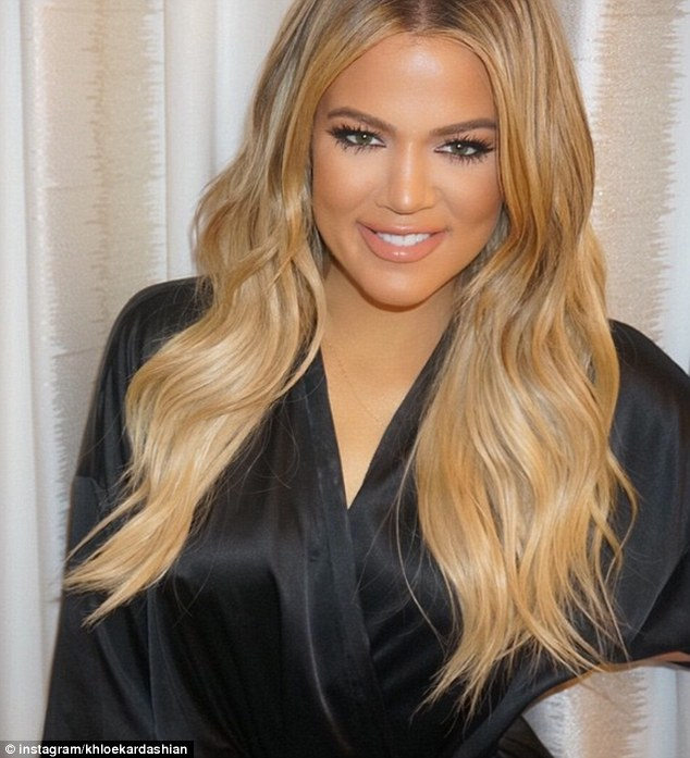 Nope!Khloe said she's not on a diet because she thinks they are too 'weird' and says she made the decision to cut back on some of her favourite sugary drinks