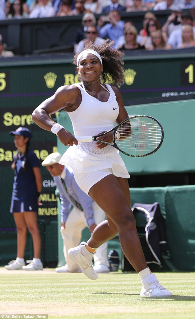 Fitter than ever and playing some of her best tennis at the age of 33, Serena said the secret to her success is finding a way to work out that's fun. In the past, she's tried boxing and pole dancing