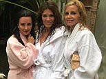 Life isn't about waiting for the storm to pass , it's about learning to dance in the rain ?? #RHOBH