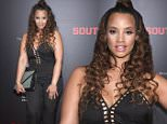 """NEW YORK, NY - JULY 20:  Actress Dascha Polanco attends the """"Southpaw"""" New York Premiere at AMC Loews Lincoln Square on July 20, 2015 in New York City.  (Photo by Dimitrios Kambouris/Getty Images)"""
