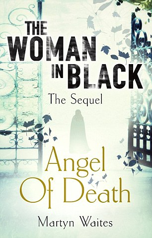 Lurking: The Woman in Black: Angel of Death book cover. People are most afraid of their partner discovering their secrets, but the idea of their mum finding out also makes people very nervous