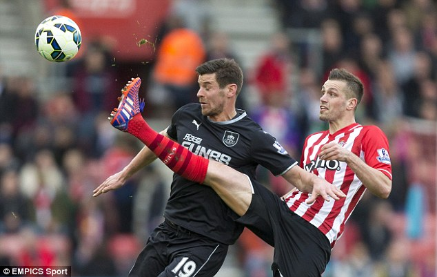 Morgan Schneiderlin wanted to leave Southampton last summer but was forced to stay