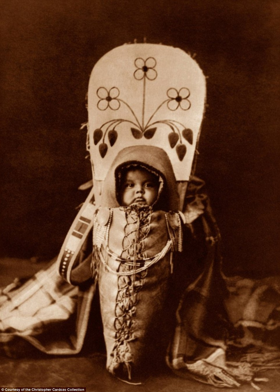 Ethnography: Between 1906 and 1930, Curtis, originally from Wisconsin, was commissioned to document the Native American culture