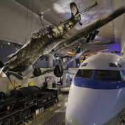 Museum of Science & Industry's Stuka Assessed; Free Kids February at MSI