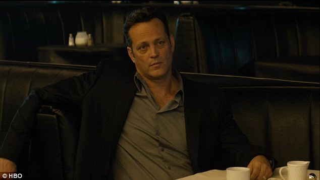 Old ways: Frank Semyon, played by Vince Vaughn, returned to his criminal roots to raise revenue