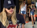 Picture Shows: Chloe Grace Moretz, Chloe Moretz  July 20, 2015\n \n 'Brain On Fire' actress Chloe Grace Moretz and a friend out shopping at Barneys New York in Beverly Hills, California. Chloe and her friend bought some Nike shoes while at the high end boutique.\n \n Non-Exclusive\n UK RIGHTS ONLY\n \n Pictures by : FameFlynet UK © 2015\n Tel : +44 (0)20 3551 5049\n Email : info@fameflynet.uk.com