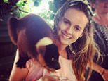 Cressida Bonas at Richard Branson's Birthday Party Instagram