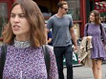 eURN: AD*175798159  Headline: Alexa Chung, Alexander Skarsgard Out in the West Village Caption: EXCLUSIVE TO INF. July 18, 2015: Alexa Chung, Alexander Skarsgard were seen getting coffee in the West Village together, New York City. Mandatory Credit: T.Jackson/INFphoto.com Ref.: infusny-284 Photographer: infusny-284 Loaded on 19/07/2015 at 08:05 Copyright:  Provider: T.Jackson/INFphoto.com  Properties: RGB JPEG Image (25313K 3563K 7.1:1) 2400w x 3600h at 300 x 300 dpi  Routing: DM News : GroupFeeds (Comms), GeneralFeed (Miscellaneous) DM Showbiz : SHOWBIZ (Miscellaneous) DM Online : Online Previews (Miscellaneous), CMS Out (Miscellaneous)  Parking:
