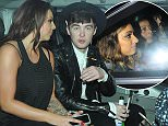 Jesy Nelson and Jake Roche seen arriving at Jakes mums house (Coleen Nolan) for their engagement party members of Rixton showed their face along with singer Ella Eyre and Jade from Little Mix. Jake brought out Dominos Pizza to waiting fans who was trying to get a glimpse of the newly engaged couple \n\n\n***Exclusive Photos****\n\n***Luminous Photos***\n\nDanny Ryan \n07515678193\n