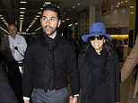Eva Longoria and Jose Antonio Baston arrive in Australia  Pictured: EVA LONGORIA AND JOSE ANTONIO BASTON Ref: SPL1082481  190715   Picture by: Mad Pepito / Splash News  Splash News and Pictures Los Angeles: 310-821-2666 New York: 212-619-2666 London: 870-934-2666 photodesk@splashnews.com