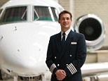 Interview with private jet pilot Adam Twiddell