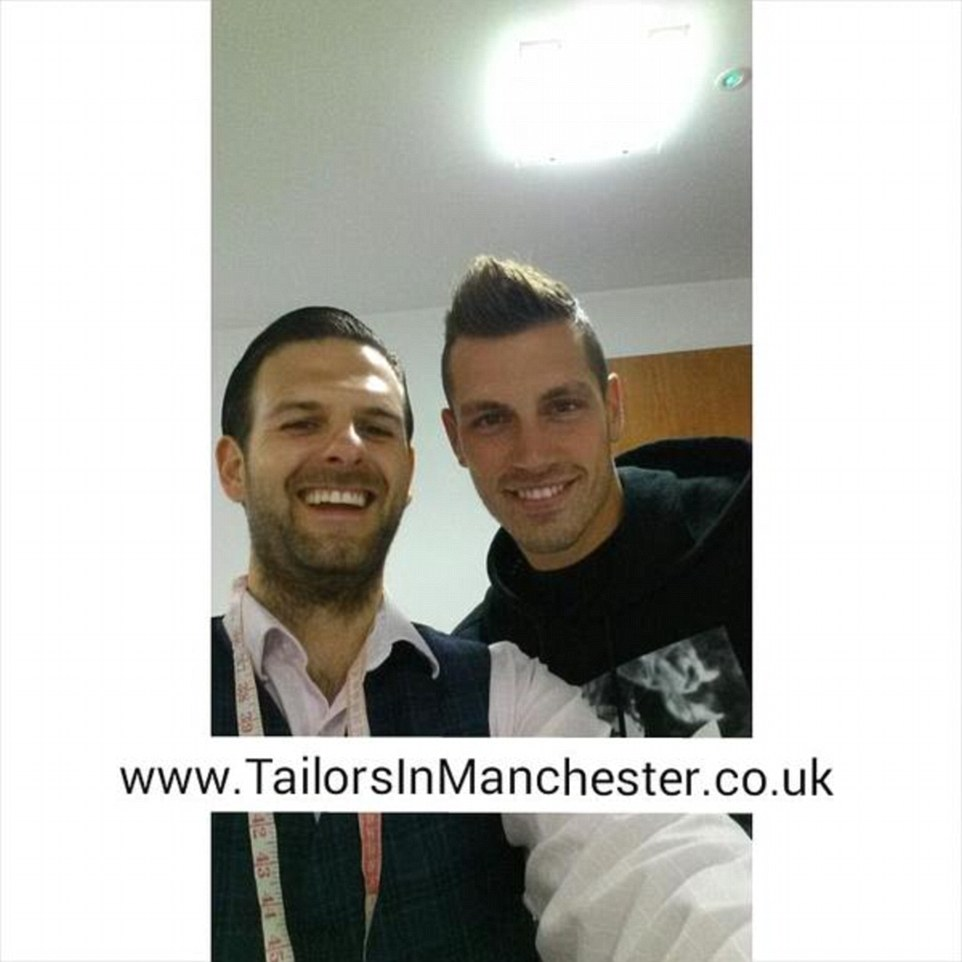 Schneiderlin said joining United was 'a very easy decision to make' once he knew the club were interested in him