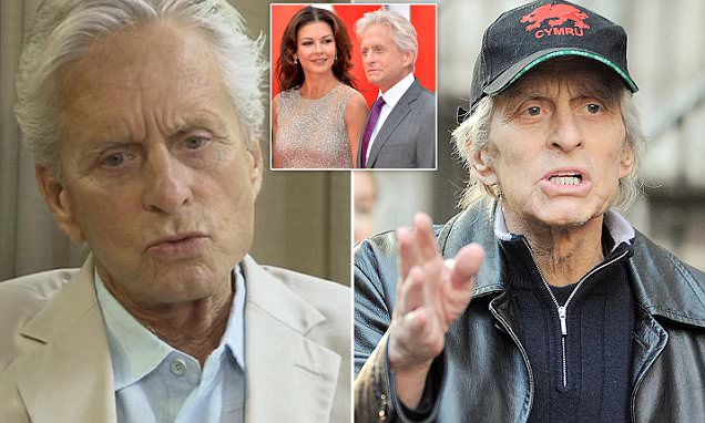 Michael Douglas, 70, reveals how gluten-free diet is transforming his health