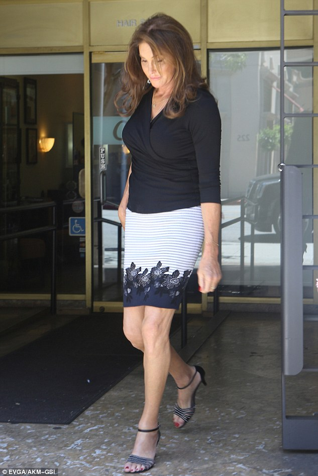Competition? Perhaps Kris is hoping to steal the spotlight from her ex-husband Caitlyn, 65, who put her new body on display in a sexy oufit when she met up with Kendall at for lunch on Saturday
